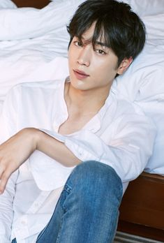 Seo Kang Joon - High Cut Magazine vol. 161