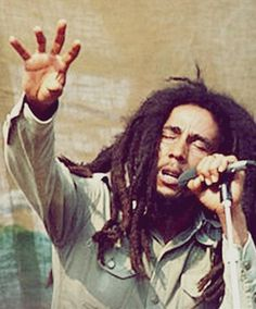Many people don't know Bob Marley was a Christian!! If you listen closely to his songs you can tell.