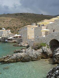 Limeni village, Mani (Peloponnese)
