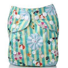 Colorful Cloth Diaper Waterproof design RD6 Wash Cloth Diapers, Cloth Nappies, Cloth Diaper Covers, Clean Microfiber, Baby Skin, Baby Care, Fox Baby, Cartoon, Pocket