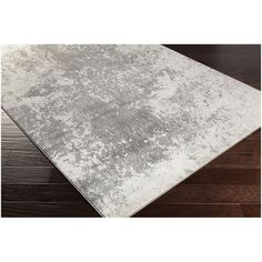Decor 140 Massana Rectangular Rugs - Area Rugs - Gray - Smoke ($322) ❤ liked on Polyvore featuring home, rugs, rectangle rugs, rectangular rugs, rectangular area rugs, grey area rug and grey rug
