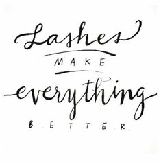 When done professionally eye lash extensions give you long lushes, beautiful lashes that look natural. English Frases, Lash Quotes, Best Lashes, Long Lashes, False Eyelashes, Fake Lashes, Artificial Eyelashes, Permanent Eyelashes, Comics