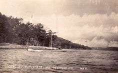 www.butterfieldlake.org   Undercliff, Butterfield Lake, NY   Vintage Postcards of Redwood, NY