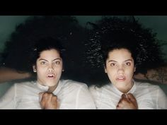 ▶ Ibeyi - River - Directed by Ed Morris. This makes me want to watch videos again.  It doesn't hurt that the Ibeyi sound is so amazing and trance like.  I love what they do.
