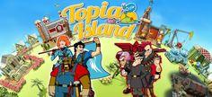 Topia Island (Review) - F2P Web Gamez