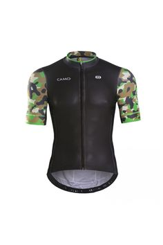 Cool Black and Green Cycling Jerseys Sale for Men ed7874894