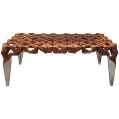 modern designbútorok Rustic Furniture, Outdoor Furniture, Outdoor Decor, Wabi Sabi, Modern Design, Vintage, Home Decor, Decoration Home, Room Decor
