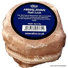 Elico Himalayan Salt Lick 100 Natural Minerals Hard Rock salt licks are a totally natural form of the most essential nutrient The electrolyte salt