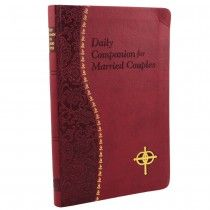 Daily Companion for Married Couples with Scripture quotes, passages from Church documents. Thoughts from the Saints which begin most days in this book are there to give direction in living the vocation of married life to the fullest! Give Directions, Catholic Books, Married Couples, Scripture Quotes, Married Life, This Book, Thoughts, Saints, Image