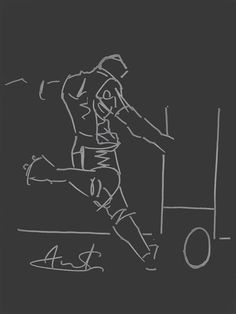 Rugby Arts Print - The Dropkick British Lions Ciollection Line Drawing, Drawing Ideas, Rugby Wallpaper, Lino Prints, Art Prints, British Lions, Portfolio Ideas, Frames, Sport
