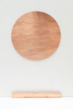 Franck Scurti, copper