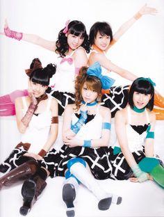 minmimoon:  Morning Musume @ Sugar & Spice