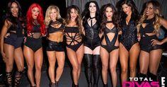 The new season of WWE Total Divas on E! Total Divas Season 1, Wwe Total Divas, Brie Bella, Nikki Bella, Wrestling Divas, Women's Wrestling, Rosa Mendes, Wwe Women's Division, Wwe Girls