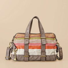 Fossil's Mason Satchel: Another on the wishlist!