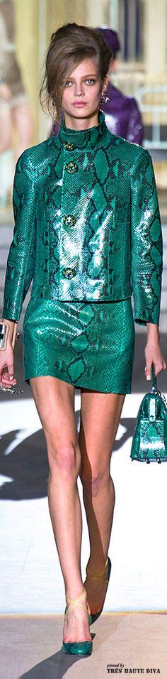 #Milan Fashion Week Dsquared2 Fall/Winter 2014 RTW