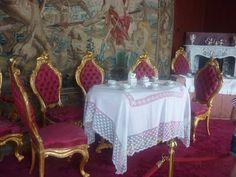 The interior of Villa Monastero