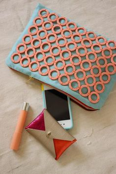 DIY Clutch DIY Mod Melts Embellished Clutch DIY Clutch