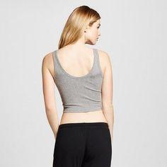 Women's Sleep Tank Top - Xhilaration - Heather Gray XL