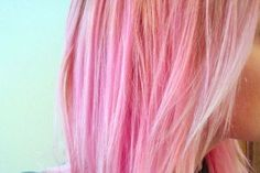 Idée Couleur & Coiffure Femme 2017/ 2018 : god i love pink hair