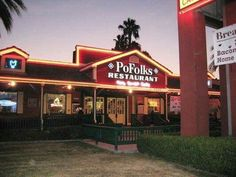 PoFolks was such a great restaurant!  Used to eat there in the 80's and 90's in Tulsa, Oklahoma