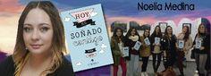 ¿Conoces a Noelia Medina? Conoce a esta gran escritora http://liverdades.com/noelia-medina/