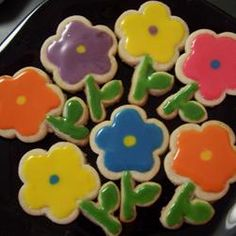 """Sugar Cookie Icing Recipe - Reviewer said: """"Absolutely fabulous sugar cookie icing! This icing recipe is the 'Holy Grail' of icing. I have been searching for an icing recipe that allows me to bake cookies that look like they were purchased from a designer cookie shop. Thanks to this recipe, my search is over!"""""""