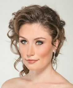 soft, romantic mother of the groom hairstyles - Google Search