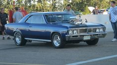 1967 Acadian~Beaumont Sport De`luxe Taking Care of Business... A  Canada only car...Would Love~One !!!