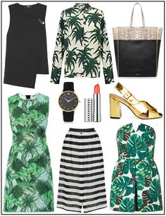 On the Wish List: Palm Prints and Safety Pins