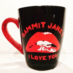 Rocky Horror Inspired Coffee Mug RHPS Rocky by FloridaKeysMomma