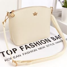 casual small imperial crown candy color #handbags new fashion clutches ladies party #purse women crossbody shoulder messenger bags