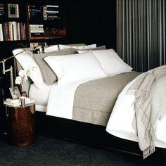 Ralph Lauren Modern Metropolis Bedroom Scene