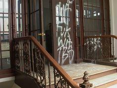 Miller Avenue Abandoned Library / @Aaron Kapor Kapor.michels [http://www.flickr.com/photos/16756594@N00/] | #socialibrarianship