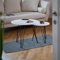 BonVIVO® Designer Couchtisch Donatella, Moderner Wohnzimmertisch Und  Beistelltisch Im Stilsicheren Mix Aus Glas Platte Mit Natur Holz Gestelu2026