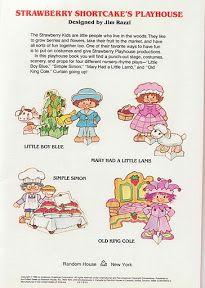 Paper Dolls~Strawberry Playhouse - Bonnie Jones - Álbumes web de Picasa