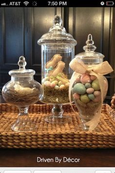 Spring Easter Decorations