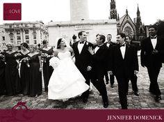 The Belvedere Baltimore wedding