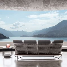 @minottiofficial  Italian Design Brands at IMM Cologne 2016: Rivera by #minotti | See more at http://www.milandesignagenda.com/italian-design-brands-at-imm-cologne-2016-rivera-by-minotti-italia/