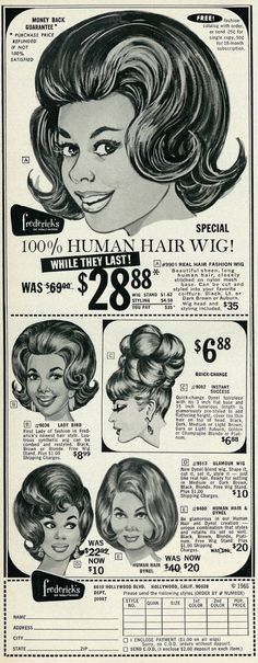 Everyone remembers the hairstyles of the 60s – afros, long hippy hair and the perfectly bouffanted look all go together to create an incredi...