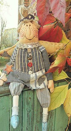 (99) Одноклассники Homemade Dolls, Cat Doll, Cute Toys, Soft Sculpture, Fabric Dolls, Handmade Toys, Beautiful Dolls, Fashion Dolls, Sewing Crafts