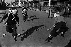 Koto, Tokyo, 1955 by Ken Domon
