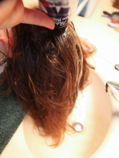 Soaking your hair in beer can make it shinier, stronger and more voluminous. Get more unconventional uses for beer here >> http://www.diynetwork.com/made-and-remade/learn-it/5-handy-uses-for-beer-that-dont-involve-drinking?soc=pinterest