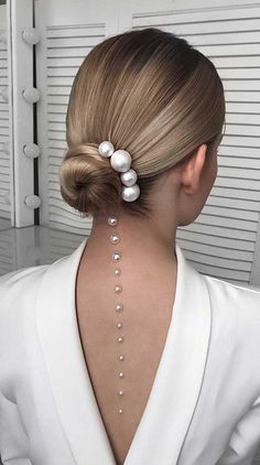 Hairstyles For the Elegant Bride Archives 1 - I Take You Elegant Wedding Hair, Elegant Bride, Wedding Hair And Makeup, Bridal Hair, Hair Makeup, Elegant Updo, Wedding Updo, Event Dresses, Long Dresses