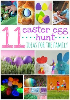 Great easter gifts by mama may i starting at 16 mama may i 11 creative ideas for the family easter egg hunt negle Image collections