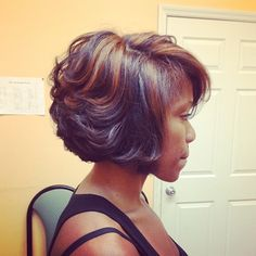 80 Bob Hairstyles To Give You All The Short Hair Inspiration - Hairstyles Trends Girl Hairstyles, Braided Hairstyles, Hairstyles 2016, Black Hair Bob Hairstyles, School Hairstyles, Formal Hairstyles, Everyday Hairstyles, Cabello Afro Natural, Curly Hair Styles