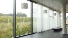 Akustik Vorhang Set : Raumakustik schallschutz lärm annette douglas textiles
