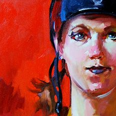Henry Stinson   Roller Derby Muse  Great educator and artist, A must Workshop full of fun and education. Scottsdale Artist School.