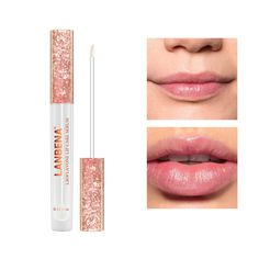 Ofanyia Moisutrizing Lip Plumper Lip Gloss Lip Plumping Gloss Lips Enhancer Makes your Lips Fuller Hydrated Softer and Smoother Care Design Art Accessories Care Styling Accessories Extensions Wigs-Accessories Extensions Lip Injection Lip Gloss, Lip Injections, Natural Lip Plumper, Natural Lips, Make Lips Bigger, Lip Surgery, Essence Makeup, Beauty Makeup, Lipgloss