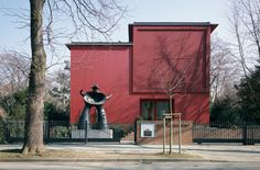 Diener & Diener - Gmurzynska Gallery, Cologne 1991 Villa, Gallery, Classic, Outdoor Decor, Instagram, Cologne, Houses, Texture, Space