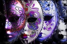 Masks by ~Silvia-x-Gaara on deviantART
